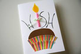 Home Made Birthday Cards Make Homemade Birthday Cards 3 Free