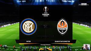 PES 2020 | Inter vs Shakhtar Donetsk | UEFA Europa League UEL
