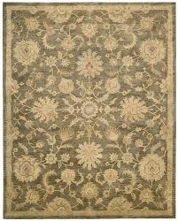 fine assortment of expertly hand tufted rugs featuring high quality wool and an herbal wash for the sophisticated look of prized antiques