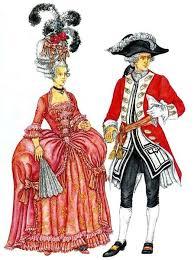 Реферат история костюма французкий костюм роккоко век история  Реферат история костюма французкий костюм роккоко 18 век