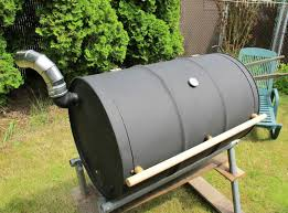 how to build your own bbq barrel in a