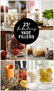 Decorative Things To Put In Glass Jars Oh The Possibilities 100 Vase Filler Ideas To Add Some Fun To 12