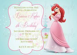 princess birthday party invitations com princess birthday invitations birthday party invitations invitation samples