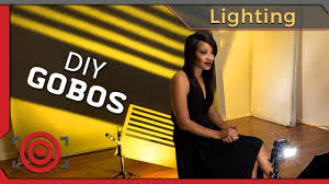 Gobo Photography Lighting How To Make Simple Diy Gobos To Improve Your Portraits And