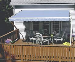 Sunsetter Motorized Retractable Awnings In La By Galaxy Draperies Retractable Awnings For Decks And Patios