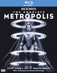 Review Fritz Langs Metropolis On Kino Lorber Blu Ray Slant Magazine