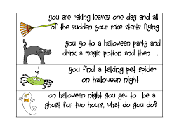 halloween fall writing story starters bie th grade frolics love if you these please leave some love and let me know would also love to hear other ideas for the fall halloween story starters