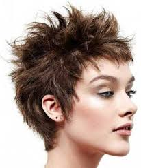 short hairstyles   short shag hairstyle for women   trendy further  additionally  furthermore  besides  besides Shag Haircuts for Women Over 50   Short shaggy hairstyles for in addition long spiky shag haircut   Google Search   Hair   Pinterest further  likewise Bold and Beautiful Short Spiky Haircuts for Women   2015 short furthermore  further . on medium shag spiky haircuts for women
