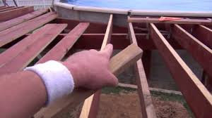 simple pool deck plans. Plain Deck On Simple Pool Deck Plans O