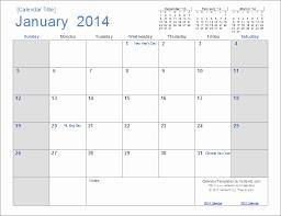 Excel Calendar Template 2013 Excel Calendar Template 2015 Monthly Calendar Excel Template 2014
