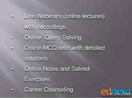 study material th physics wave theory of light part ii live webinars online lectures recordings • online query solving • online