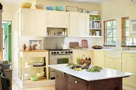 Red Country Kitchen Cabinets Kitchen Astonishing Country Red Kitchen Cabinets Red Cabinets