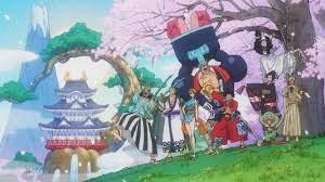 One Piece Aesthetic Desktop Wallpapers ...