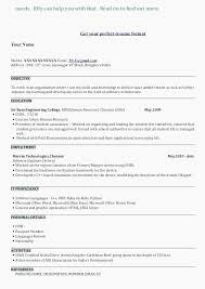 Mba Resume Sample Excellent Admissions Resume Examples For Your