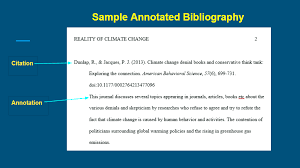 ANNOTATED BIBLIOGRAPHY TEMPLATE APA annotated Bibliography Apa Format        png