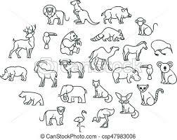 Animal Icon Animal Icons Zoo Animals