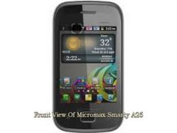 Micromax Smarty A25 - video dailymotion