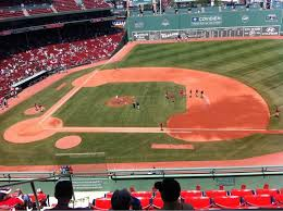 Fenway Seating Chart Pavilion Box Fenway Park Section Pavilion Box 7 Row A Seat 14 Boston