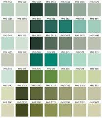 Pantone Green Color Chart Emerald Green Color Chart Www Bedowntowndaytona Com