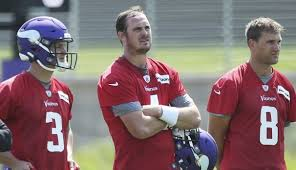 Sean Mannion Clear Frontrunner In Vikings Backup