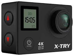 <b>Экшн</b>-<b>камера X</b>-<b>TRY</b> XTC215 UHD 4K WiFi — <b>Экшн</b>-<b>камеры</b> ...