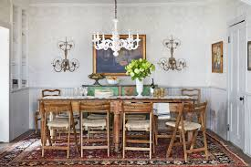 rugs belong in the dining room