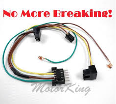 02 07 mecedes left right headlight wire harness connector kit dc109 02 07 mecedes left right headlight wire harness connector kit c320 c350 c280 c32 amg