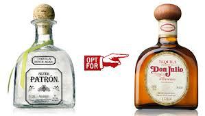 patron vs don julio comparison