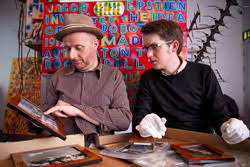Bob and Roberta Smith — Archives and Creative Practice