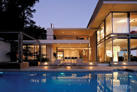 home swimming pools at night. Wonderful Home Swimming Pools At Night In Decor