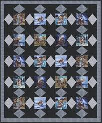 into the wild free quilt pattern by robert kaufman fabrics