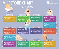 Baby Milestone Chart 12 18 Months When Does A Baby Start Smiling