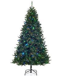 Holiday Lane 7.5\u0027 Pre-Lit Color Changing LED Christmas Tree ...
