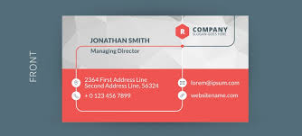 business card tamplate 18 best free business card templates graphicloads