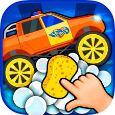 car detailing for kids and toddlers ios app