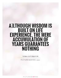 Life Experience Quotes Delectable 48 Life Experience Quotes 48 QuotePrism