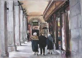 las of madrid by rothstein madrid artbyrothstein com pastel paintingsmadrid