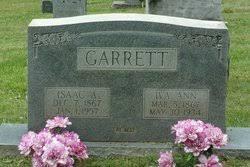 Ivy Ann Owenby Garrett (1867-1934) - Find A Grave Memorial