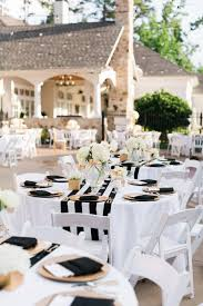 black and gold wedding decorations outdoor table setting round outdoor party table decorations outdoor table decorations