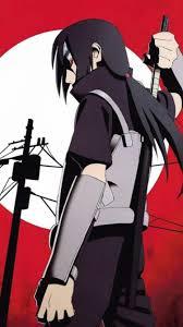 Uchiha itachi, naruto (anime), uchiha sasuke, holding, real people. Iphone Itachi Uchiha Wallpaper Kolpaper Awesome Free Hd Wallpapers