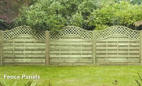 garden fence. Garden Fence Panels