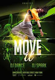 free dance flyer templates free move it dance flyer template flyer examples pinterest