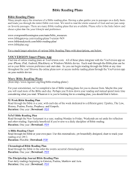 Read The Bible In A Year Chronological Chart Historical Bible Reading Plan Evergreen Church
