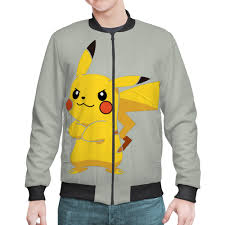 <b>Бомбер PoKeMon Pikachu</b> #1587169 от Эдуард Заботин по цене ...