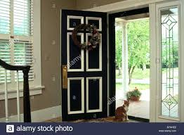 open front door clipart. home door ideas free front clipart stock photo cat sitting at open photos e