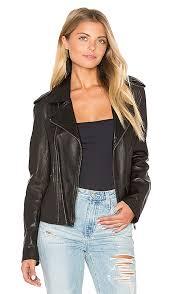 100 genuine june women clothing vintage mc jacket june black leather dk640 women s3256