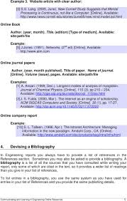 Using References In Your Assignments The Ieee Referencing System Pdf