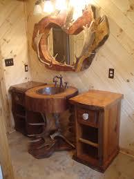 Best Of Bathroom Vanity Rustic 17 Photos HTSRECCOM