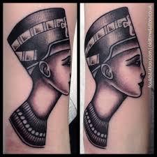 Nefertiti Foulds Tattoo