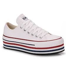 converse platform sneakers. shoes: converse, all star, white, sneakers, platform sneakers - wheretoget converse